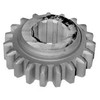 photo of 19 teeth. For tractor models D10, D12, D14, D15.