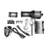 Minneapolis Moline G706 Winch Set, 3500 Lb