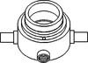 Oliver White 2-78 Clutch Bearing Carrier