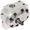 photo of This is a single stage Hydraulic Pump. It is used on Massey Ferguson 2640, 2675, 2705, 2745, (2775 Serial number 9R0466 and up), (2805 Serial number 9R0466 and up), 3505 combine, 3525 combine, 3545, 3630, 3650, 3655, 3660, 3680. Replaces 3038732M2, 3790723M1, 3903882M1