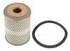 photo of Fuel filter element, cartridge type, final filter. For 2504, 2606, 2656, 2706, 2806, 330, 340, 460, 504, 560, 606, 656, 660, 706, 806.
