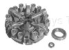 photo of This 9 inch clutch kit contains a 9 inch, 15 Spline Drive Disc with 29 Spline Double Pressure Plate Assembly (311435). Includes Pilot Bearing (C5NN7600A) and Release Bearing (83914247). The pressure plate assembly is larger than the 9 inch captive discs. Note: Pilot Tool is not included and not needed in this kit. For live PTO Double Clutch Models (1955 to 1964). This clutch kit is used on tractor models: 600, 700, 800, 900, 2000 4 cylinder, 4000 4 cylinder, Dexta, Super Dexta.