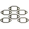 photo of This is a 6 piece Manifold Gasket Set. This Gasket Set (fits naturally aspirated diesels), models 2806, 2856, 806, 856.  Replaces: 188275A1, 326523R1, 670848C1.