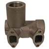 photo of Diesel exhaust center section. For tractor models 2806, 806, 856, 2856. Uses 383974R2_ pipe.