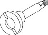 Farmall H Magneto or Distributor Drive Shaft