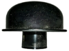photo of For tractor models: Super A from serial  number 356001, C, Super C, 100, 130, 140, 200, 230, 240, 330, 340. Air cleaner cap 1 5\8 inch outside diameter.