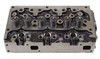 photo of This cylinder head assembly is for the Perkins AD3-152 direct injection diesel engine with the injectors at an angle in cylinder head. This assembly includes valves and valve parts and fits the following tractor models: 135, 150, M230, MF235, MF245; and industrial models: 20, 20C, 30B, 30D, 40, 203, 205, 2135, 2200 Treever; and Forklift models: 2200, 2500, 4500; and Crawler models: 200, 200B, 200C, 2244. It directly replaces cylinder heads 737704M91, 740595M91, and 743201M91. Originally, the 737704M91, 740595M91, and 743201M91 cylinder heads had valves with a 45 degree face angle, however, they are no longer supplied by the OEM. This 3637389M91 cylinder head is the same as supplied by the OEM and has valves with a 35 degree face angle. It Replaces ZZ080082, ZZ080025, 747574M91, and 4222810M91.