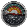 photo of This Tachometer fits Gas and LP Tractors: 400, 450 (Farmall Rowcrop: 300, 350 will work for GAS, LP and Diesel, but not exactly like the original. The RPM will read correctly, The PTO and ground speed is in a different location), Wheatland: 400 W400, 450, W450. Used with bracket 364376R1, not included. 2-3\4 inch stud spacing. Replaces: 364393R91