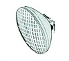 Farmall H Sealed Beam Bulb, Red & White