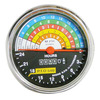 photo of For tractor models: 460, 560, 660 Tachometer. Also replaces OEM 383092R91, 75679R91.