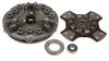 photo of Clutch kit, contains remanufactured pressure plate assembly, 12 16 spline, 1-5\8 hub, 12 springs~ remanufactured disc, 11, 10 spline, 1-3\32 hub, 4 pads, new release bearing. For tractors 656, 664, 666, 686, 2656 For 2656, 656, 664, 666, 686.