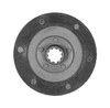 photo of 5 1\2 inch new clutch disc, Spline DIAMETER: 0.9375 inch, spline COUNT : 10. Fits Cub Lo-Boy, Cub 154 Lo-Boy, Cub 185 Lo-Boy, Cub 184. Verify size before ordering.