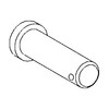 photo of 1  pin diameter, 2.50  usable length, 3.120  overall length, 1.50  head dia. For tractor models Hydro 70, Hydro 86, 544, 656, 664, 666, 686, (4100, 4156, 4166, 4186 thid id drawbar support arm pin for these models), 2544, 2656.