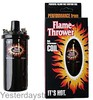 photo of Pertronix Flame Thrower II Black, ultra high performance coil is for 12-volt systems using  Ignitor II  electronic conversion kits or any 6 volt system. Delivers up to 45, 000 volts. Oil filled for better cooling and voltage insulation. Enables larger plug gap for greater fuel efficiency and more power. Fits existing brackets.