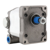 photo of This is a new Bosch A31XRP2 typed Hydraulic Pump used on Ford \ New Holland models: 4835, 5635, 6635, 7635, 8160, 8260, 8360, TL100, TL100A, TL70, TL80, TL80A, TL90, TL90A, TN55, TN55D, TN55S, TN60A, TN60DA, TN60SA, TN65, TN65D, TN65F, TN65S, TN70, TN70A, TN70D, TN70DA, TN70F, TN70S, TN70SA, TN75, TN75A, TN75D, TN75DA, TN75F, TN75FA, TN75S, TN75SA, TN80F, TN90F, TN95F, TN95FA. This pump replaces 5180275, 5167394