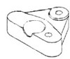 Farmall 1206 Stay Rod Socket