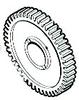 Oliver White 2-60 2nd Gear, Lower, Transmission