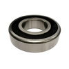 photo of Part number 63092RS is a bearing with two contact seals. The inside diameter is 1.772  (45.008mm), outside diameter 3.937  (99.999mm), width 0.984  (24.993mm). USed on Allis Chalmers 5040, 5045, 5050. Replaces OEM part numbers 6309, 63092RS, JD9268, 391069X1, 72090055.
