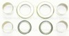 photo of For 8N, 9N, 2N, NAA, Jubilee. Spindle Repair Kit includes 2 each of: upper spindle seal C5NN3125A, spindle top bushing 2N3109, spindle bottom bushing 2N3109, and thrust bearing C0NN3123B.