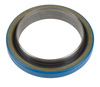 photo of This front crankshaft oil seal has a 3 inch Inside Diameter, a 4 inch Outside Diameter and is .5 inch wide. It Fits: 1440, 1460, 1470, 1480, 1640, 1660, 1680, 453, 815, 915, 1822 (diesels up to SN: JJC0012690), 1844 (diesels up to SN: JJ0002462), 515, H60E, H65C, S10, S8A, S9B, Hydro 100, Hydro 186, Hydro 70, Hydro 86, 1066, 1086, 1466, 1486, 1566, 1586, 3388, 3488, 3588, 3688, 3788, 4166, 4186, 4366, 4386, 5088, 5288, 5488, 6388, 6588, 666, 6788, 686, 7288, 7488, 766, 966, 986, 886, E200, E412, E412B. Replaces: 690437C91