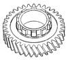 Allis Chalmers 170 Second Mainshaft Gear