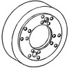 photo of For D17 serial number 42001 and up, 170, 175, 180, 185. Brake Drum Assembly with lining.