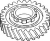 Allis Chalmers 170 Third Gear