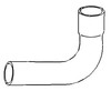 Allis Chalmers 190XT Radiator Hose Upper