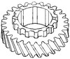 photo of For tractor models 180, 185, 190, 190XT, 200. Third Gear.