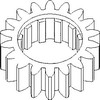 Allis Chalmers 180 Gear, Reverse Countershaft