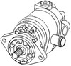 Allis Chalmers 200 Hydraulic Pump, Dual