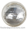 photo of Sealed beam bulb, 12 volt, 4-1\2 inch diameter. Trade number 4411. For 170, 180, D10, D12, D14, D21.