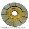photo of This Brake Disc is 8 inches in diameter and has a 1.812 inch, 28 spline center. It us used on Allis Chalmers 200 and 7000 tractors. It replaces original part numbers 70277362, 70256981, 7025698