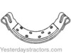 photo of Brake Band for tractor models 430, 431, 435, 441, 445, 480, 530, 531, 535, 540, 541, 545, 470, 570, 630, 631, 632, 634, 640, 641, 642, 644, W3, 430CK, 530CK, W5, 480B, 480C, 480CK, 480D, 580B, 580C, 580CK, 580D, 580, 584, 584D, 585D, 586D, 586, 586C. 4 required per tractor. Replaces Case part number 1995397C1, 249018A2, 249018A3, A41728, A44719, A44721, A44756, A47683, A47716, G45468 . Also replaces 70276940, 70235610, 70277438.