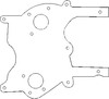 photo of This timing gear housing gasket is for tractor models 165, 1745, 175, 180, 194-4, 220, 255, 265, 270, 274-4, 275, 282, 283, 285, 290, 294-4, 30, 300, 3050, 3060, 3070, 31, 375, 383, 390, 50C, 50D, 50E, 50H, 60, 6500, 670, 6830, 6830C, 6830FC, 690, 7830, 8530F. Replaces 36814127, 36814123. Price shown is for each, sold only in multiples of 2 items.