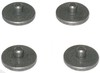 photo of These exhaust valve stem caps come in a package of 4 and are used for the following tractor models with the Z120, Z129, or Z134 engines: TO20, TO30, 202, 204, F40, 135, 35, 50, MH50, TO30, and TO35. They measure 0.500 inches outside diameter, 0.235 inches tall and 0.126 inches stem diameter. They are replacing: 1750071M1, 830705M91, and Z129I-206.