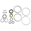 photo of Power Steering Repair Kit for tractor models MF150, MF160, MF175, MF3165, MF30, MF65 and MF50 repairs 505339M92 and 505525M91 cylinders. Replaces OEM numbers 830860M91, 830860M92.