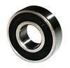 photo of Clutch pilot bearing, heavy-duty, long lasting stainless steel. Bore: 0.670 inches (17mm), OD: 1.57 inches (39.88mm), 0.470 inches width. For tractors: MF50, MF65, MF85, MF88, MF235, MF245, MF255, MF285, MF1080 industrials: 20, 20C, 30, 30B, 31, 35 utility & turf, 40, 40B, 50, 50A, 50C, 202, 203, 204, 205, 302, 304, 2135, 2200. Replaces 832953M3, 1440487X1, 828123M1, 828123M2, 832960M3