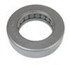 photo of Thrust bearing, front axle spindle. For industrials: 40B serial number 9A326404 and up, 50, 50A, 50C, 50D, 50E, 302, 304. For steering axle on forklifts: 2500, 6500, 6500H. For 2500, 302, 304, 40B, 50A, 50C, 50D, 50E, 50, 6500H, 6500.