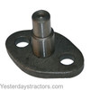 photo of This hydraulic pump support peg has a step (shoulder) on the pin. The diameter steps from 9\16 inches to 7\16 inches. If you need a straight pin peg, use part number 180905M1. If you need a gasket order part number 180904M1, sold separately. Replaces 898643M1.