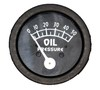 photo of For tractor models 8N, 9N, 2N. Oil Pressure Gauge, 0-50 lbs., for 2 inch diameter hole.