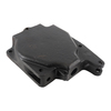 photo of This Left Side Brake Housing is used on Case Industrial models 480C, 480D, 480LL, 580C, 580D, 584C, 585C. It replaces part number A152923, A154557