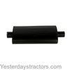 photo of Inlet inside diameter 2 1\2 inches, outlet outside diameter 2 1\2 inches, overall length 24 inches, use MC212 clamp. For tractor models 480E Indust\Const, 480ELL Indust\Const, 480F Indust\Const, 480FLL Indust\Const, 580E Indust\Const, 580K Indust\Const, 580SE Indust\Const, 580SK Indust\Const, 584E Indust\Const, 585E Indust\Const, 585G Indust\Const, 586E Indust\Const, 660, 760 Trencher, W11B Loader