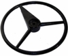 photo of This steering wheel has a 40 spline hub. For tractor models 200B, 300B, 400B, (430, 530 up to serial number 8650135), 470, 500B, 570, 580, 600B, 630, 700, 730, 800, 830, 930, 1030.