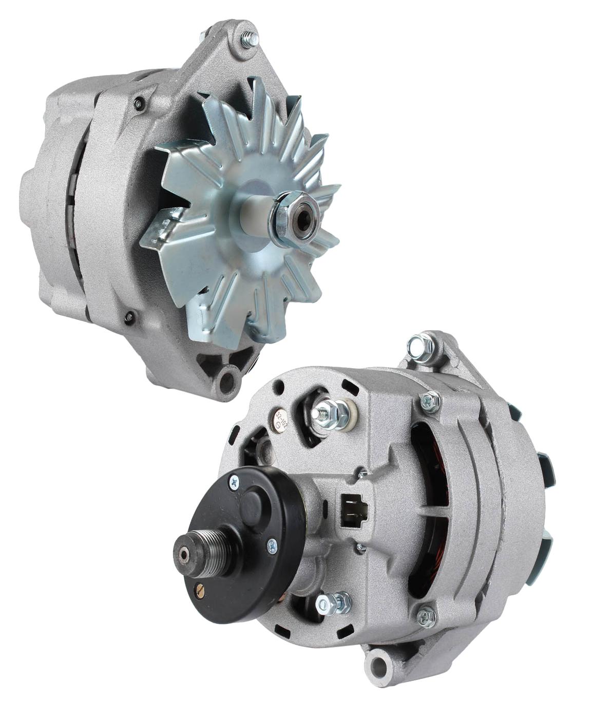 Delco Alternator Wiring Diagram Massey Ferguson 1080 With Tach Drive For 30 Rh Yesterdaystractors Com 165 50