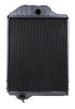 photo of Radiator for model 4430. Core measues 22 inches wide and 27 3\8 tall.  Radiator replaces AR61878, AR60337.