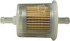 Farmall 450 Fuel Filter, In-Line, 5\16 inch, Clear
