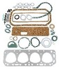 photo of This Full Overhaul Gasket Set comes with rope crankshaft seals, does not come with the 2 C0NN6701A rear main seals, if needed for models NAA, Jubilee, 600, 700 (134 cubic inch engine). All with gas engines and 7\16 inch head bolts from 1953 to 1957.