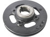 photo of Used on Ford \ New equipment built 1965 and later. This is a single groove pulley. This pulley is not for Shibaura built compacts. Replaces D5NN6A312A, 83903583