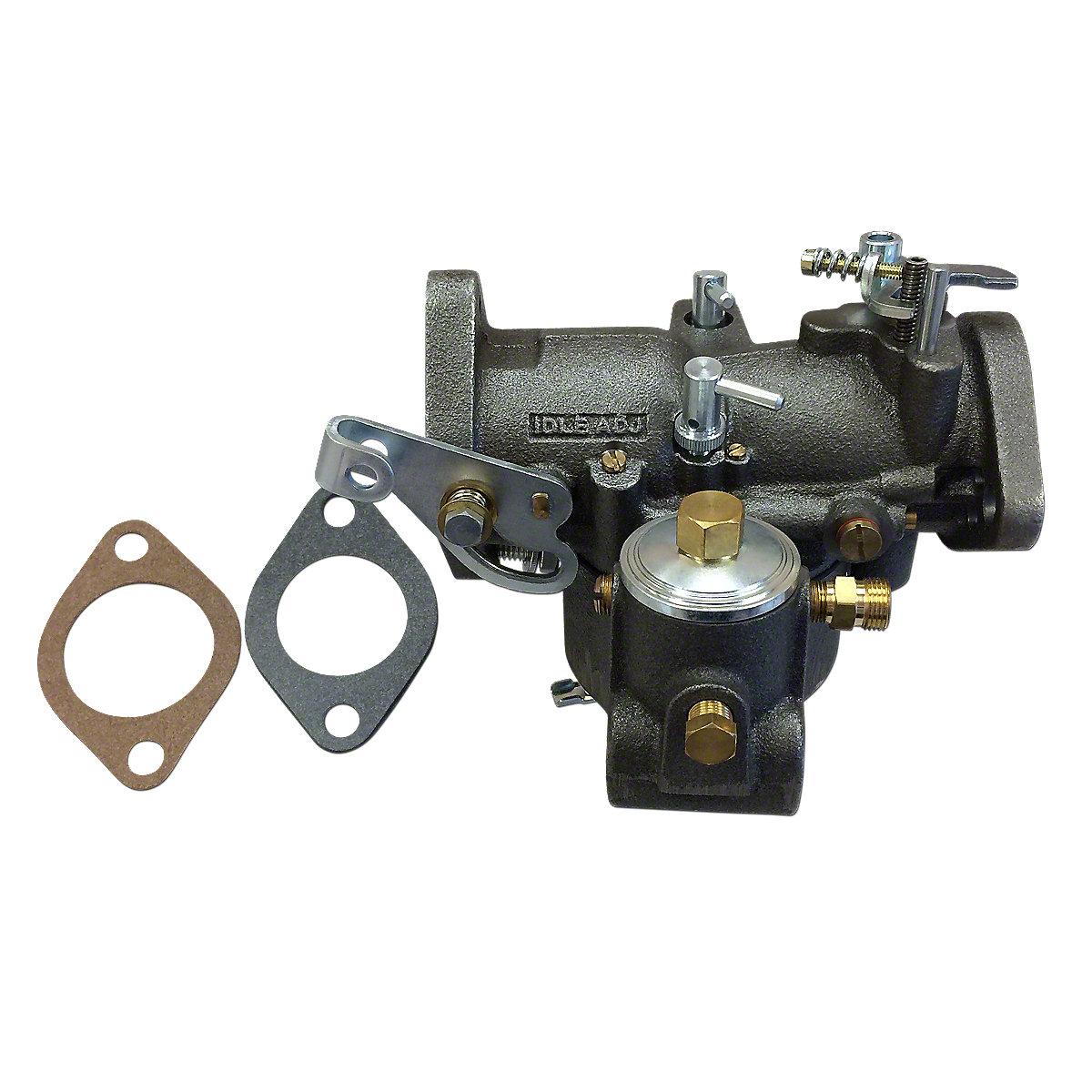 John Deere Tractor Carburetors : John deere ah carburetor dltx